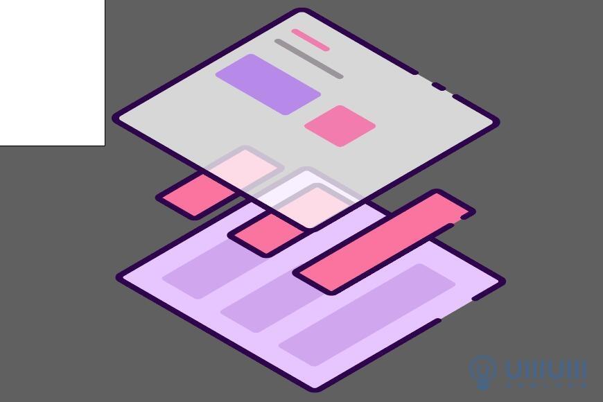 AI入门教程!教你绘制简洁风矢量商务图标