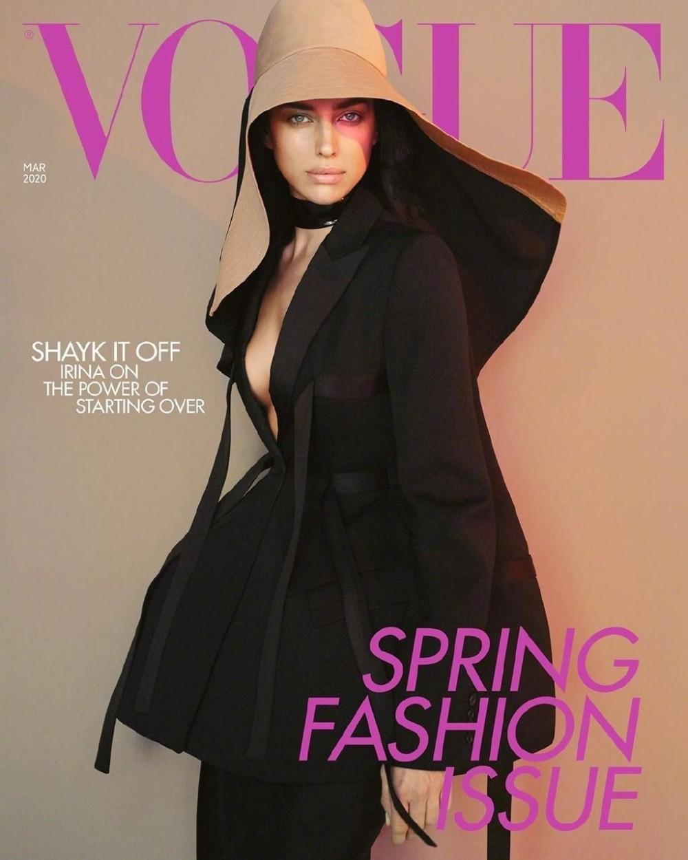 高级!15张时尚杂志封面设计