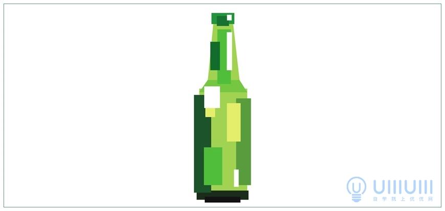 AI教程!几何风啤酒插画如何绘制?一篇教程教会你(含logo文件下载)