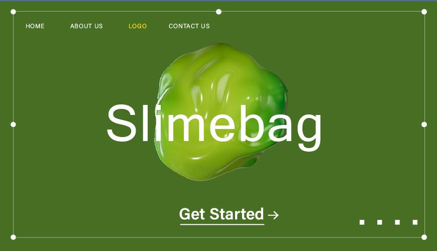 设计神器Blob Mixer!高逼格3D效果在线免费一键生成