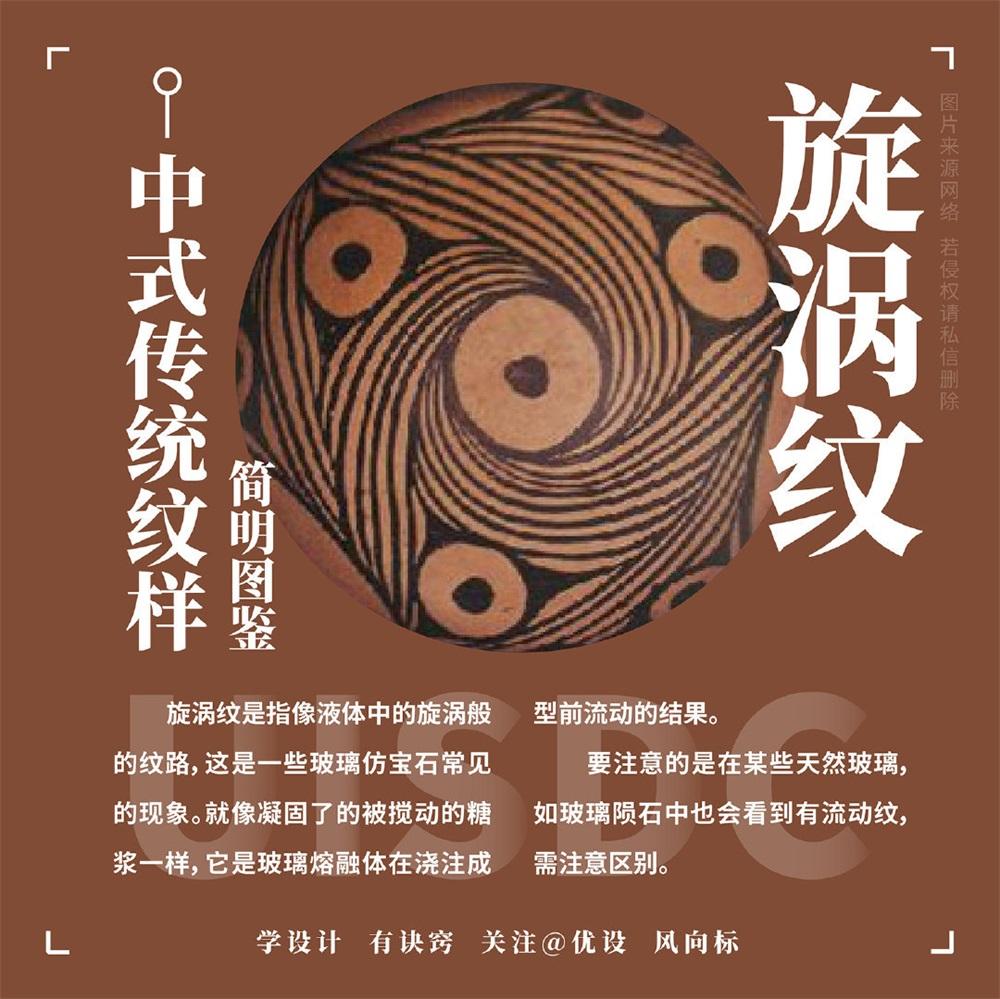 9张简明图解,轻松了解中式传统纹样—第2弹
