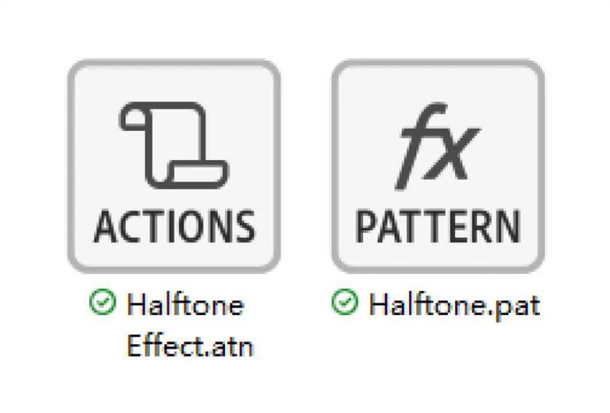 PS教程!3分钟就能学会的半调效果制作方法(附素材及预设下载)