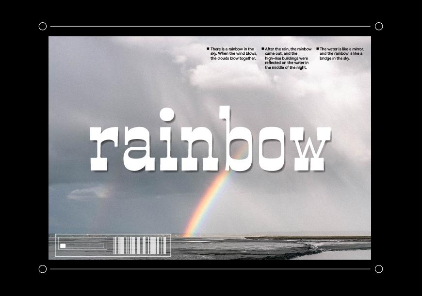 免费字体下载!一款拥有酸性风格的英文字体—Smokum