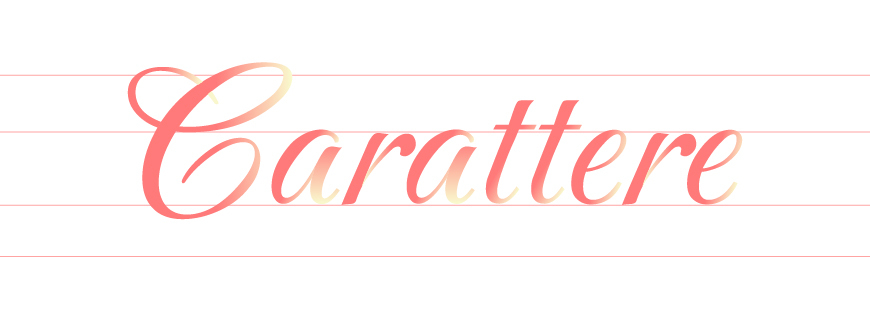 免费字体下载!一款气质优雅的手写英文字体—Carattere
