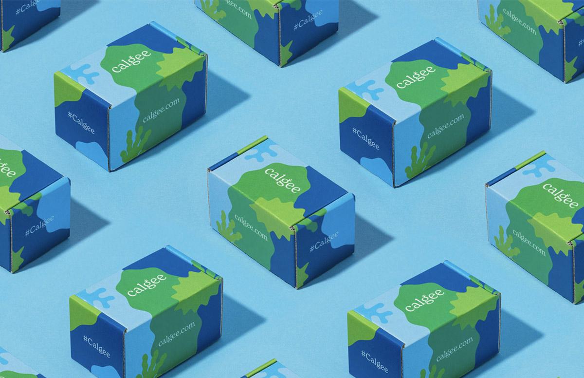 海洋主题!营养品包装设计
